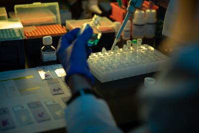 Imagen del laboratorio de investigación