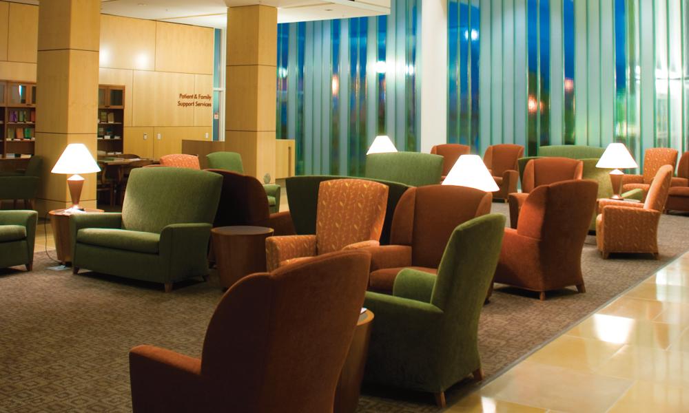 Imagen del lobby