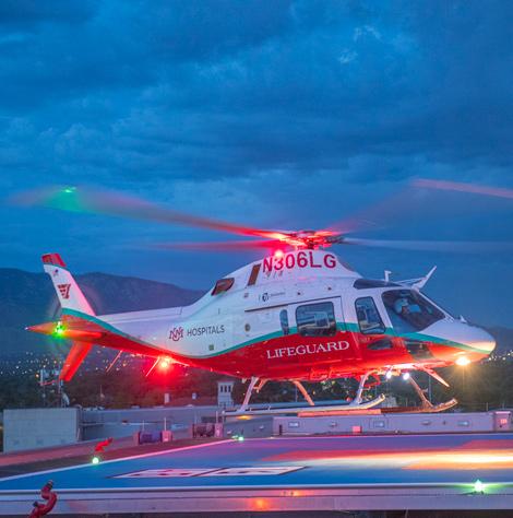 Avión de salvavidas