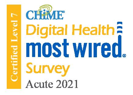 CHIME Most Wired սուր մրցանակի նշան